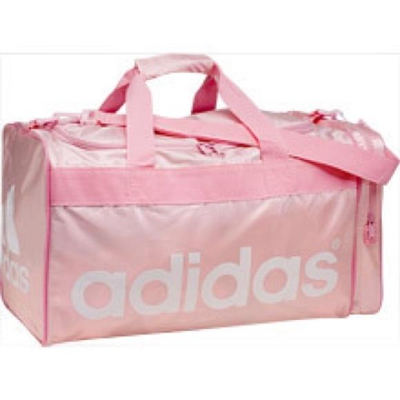 adidas Handbags - Pink Adidas duffel bag c74db5e9e3799